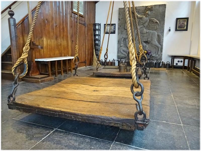 オリジナルの天秤台
