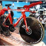 オランダの自転車展示会