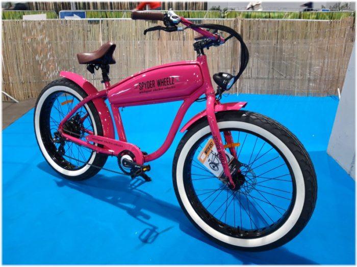 カスタム自転車