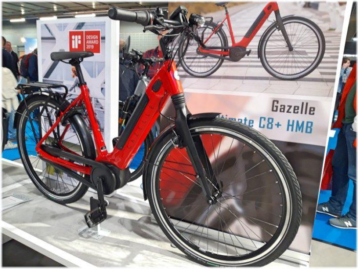 オランダのガゼル自転車