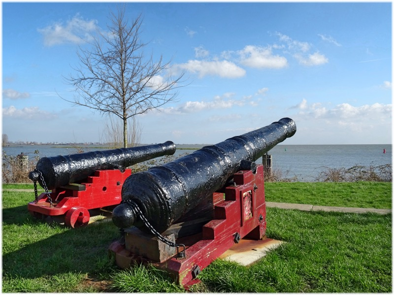 ホールンの大砲