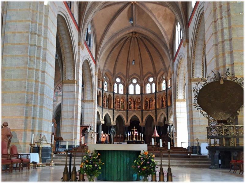 バフォ大聖堂のチャペル