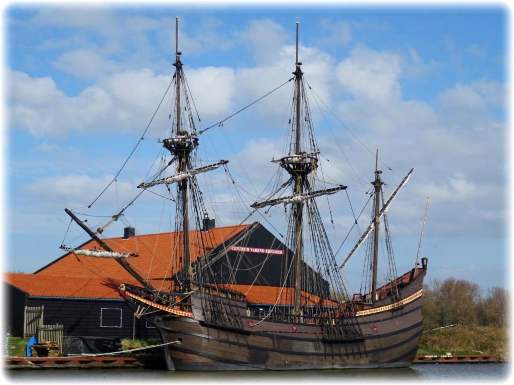 東インド会社の船