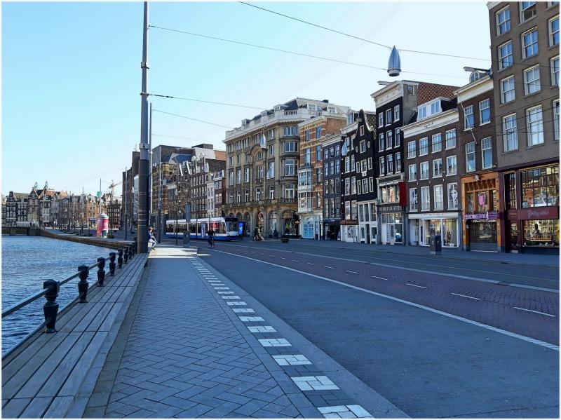 アムステルダムの様子