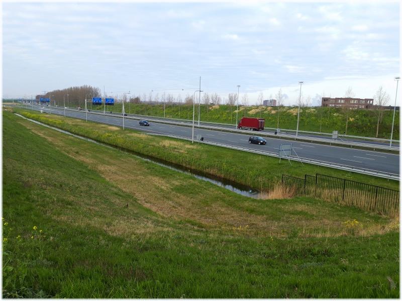 オランダの高速道路