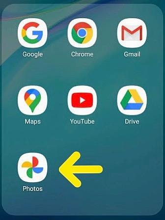 グーグルのアプリ