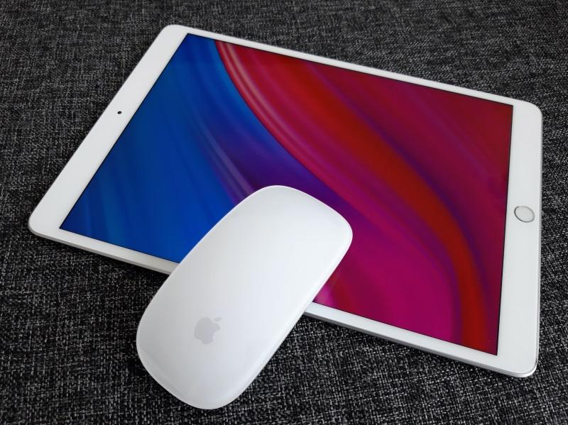 iPadとマジックマウス