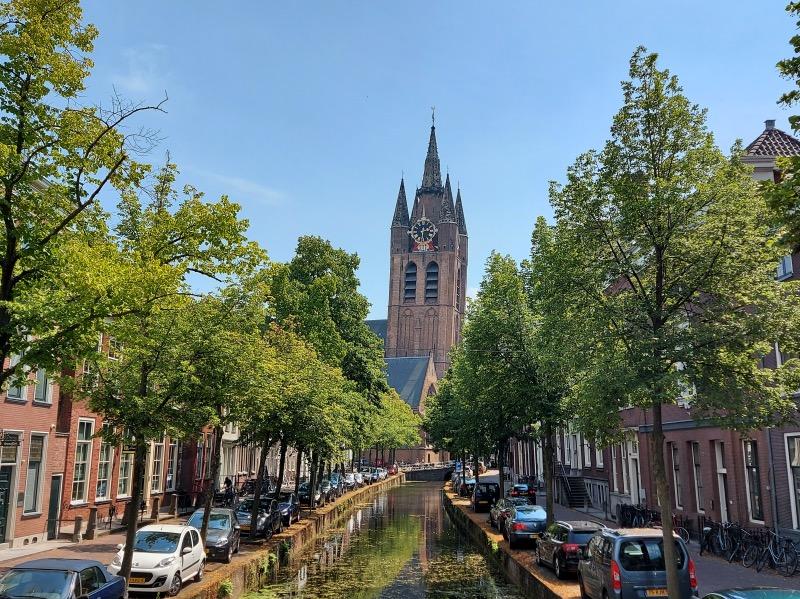 デルフト旧教会