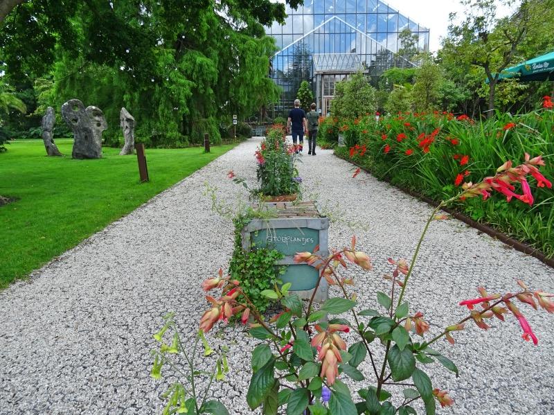 ライデン大学植物園