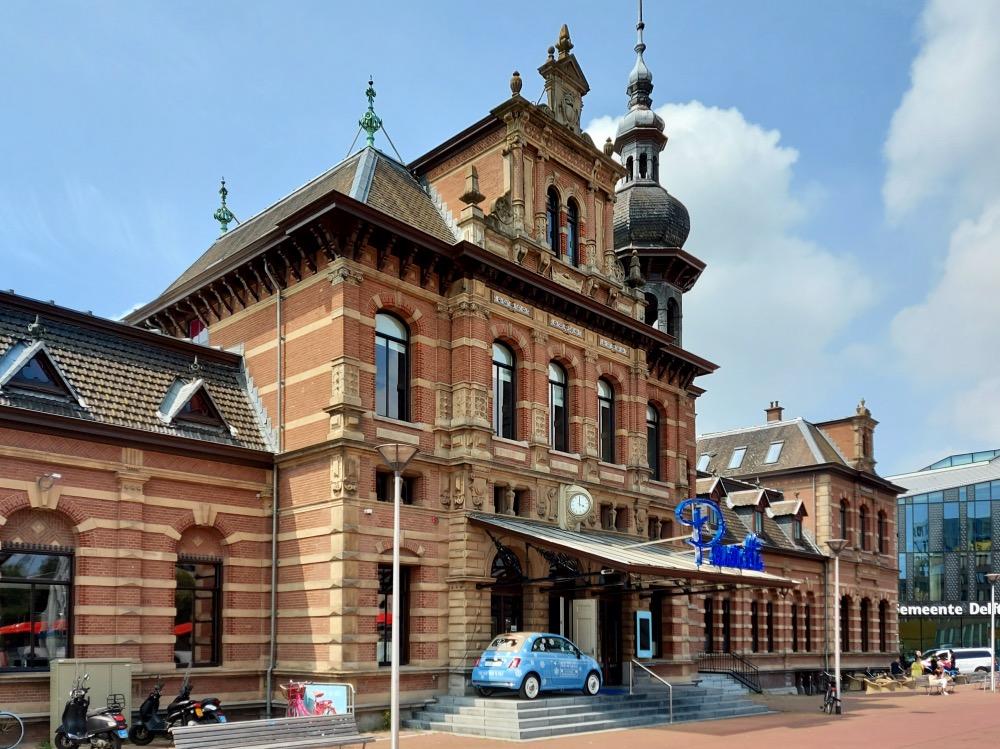 旧デルフト駅