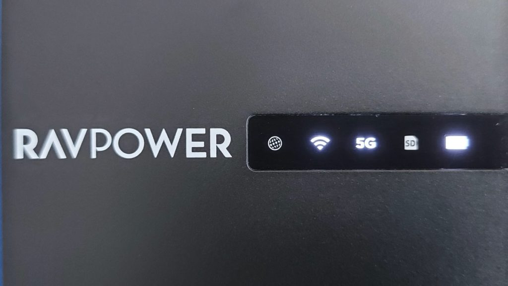 wifiのインジゲーター