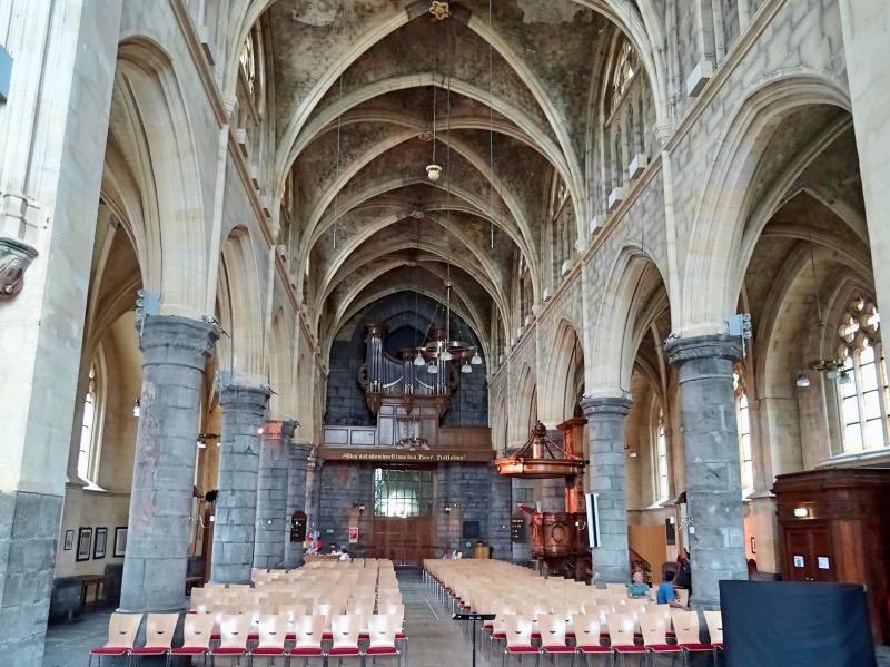 聖ヤン教会の中