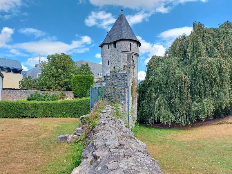 第二の城壁の塔