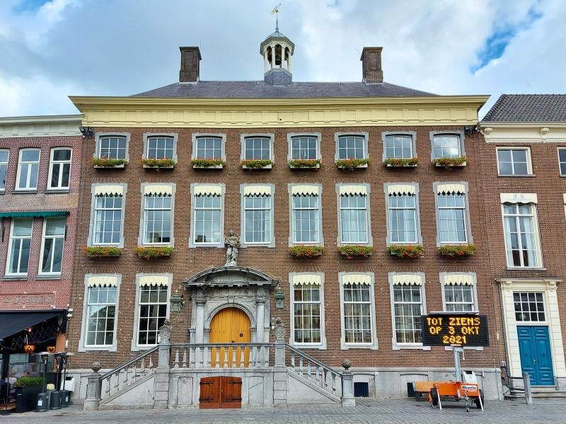 ブレダ市庁舎
