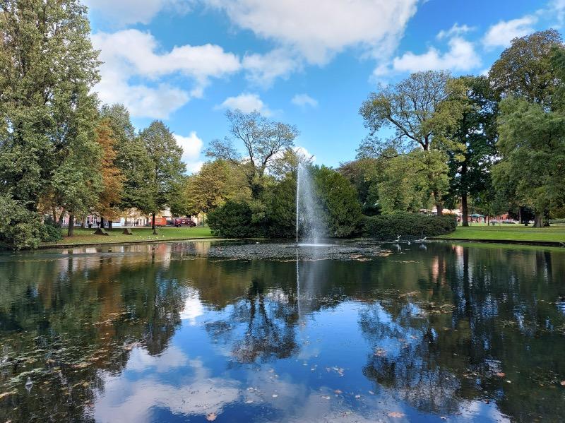 ファルケンベルグ公園