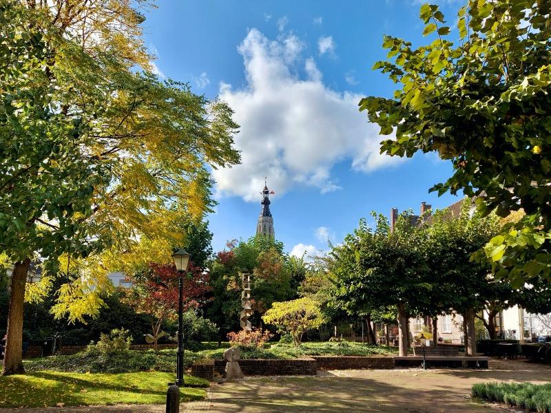 ウィリアムメルクス庭園