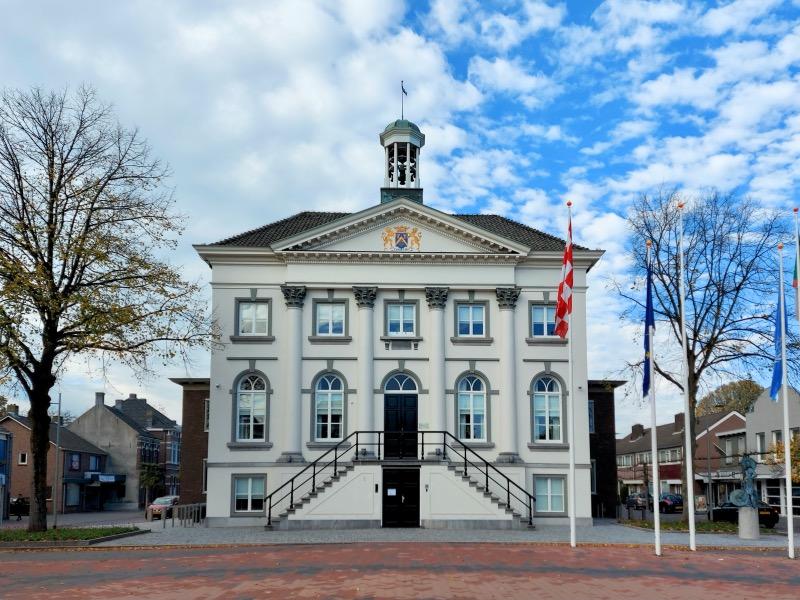 ズンデルトの庁舎