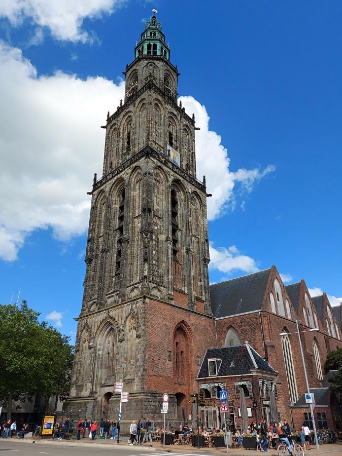 フローニンゲンのマルティニ教会