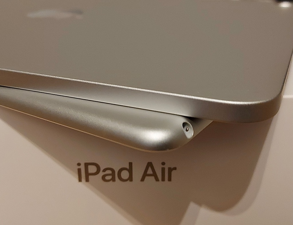 iPadのデザインの違い