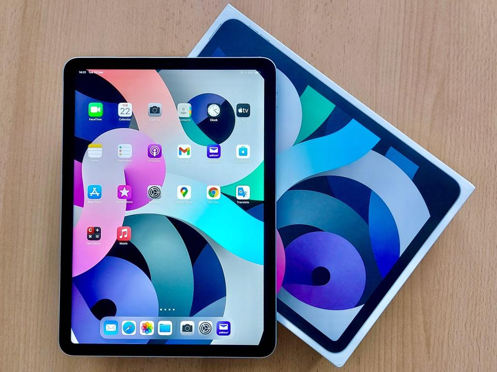 新発売のiPad第4世代
