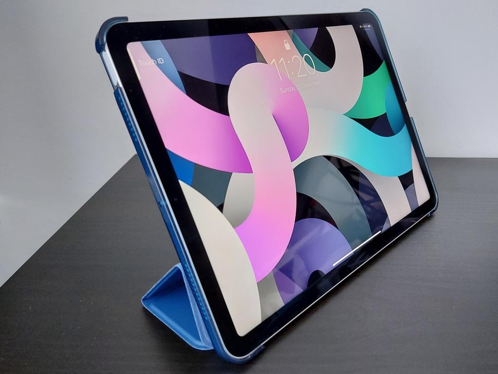 iPadケースのスタンド機能