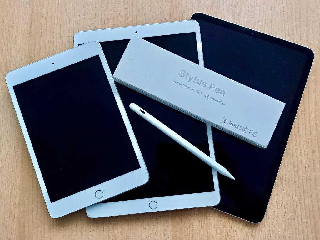iPad対応のスタイラスペン