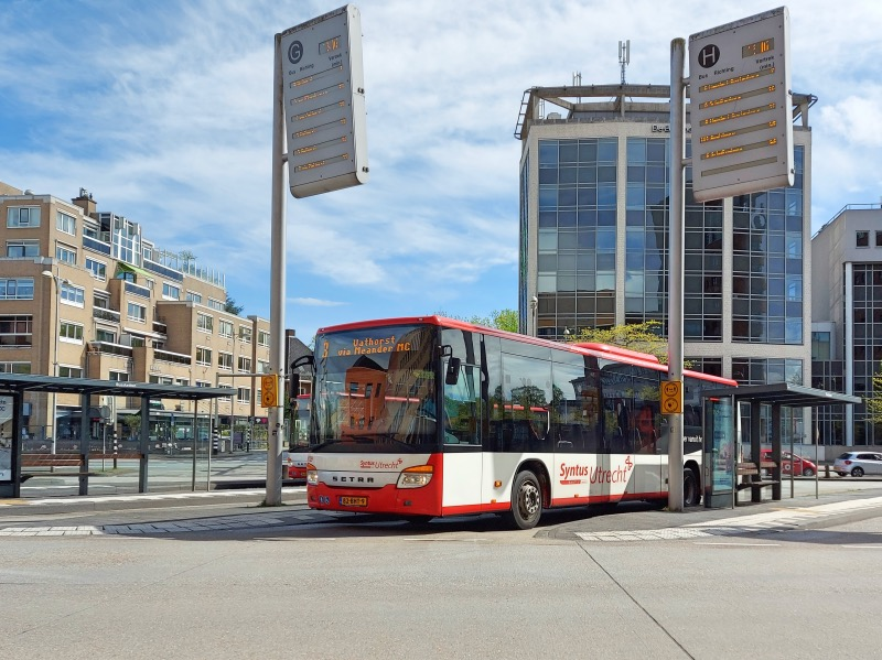 アメルスフォールトのバス