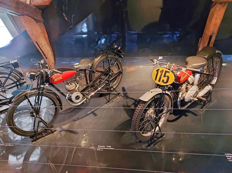 アメルスフォールトのバイクメーカー