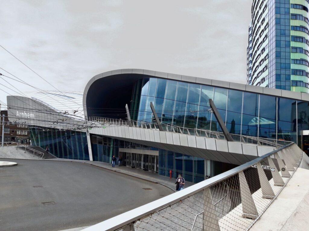 アーネム中央駅