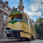 デンハーグの観光トラム