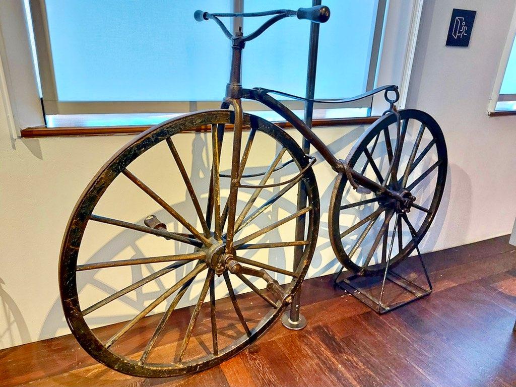 ブルガース自転車